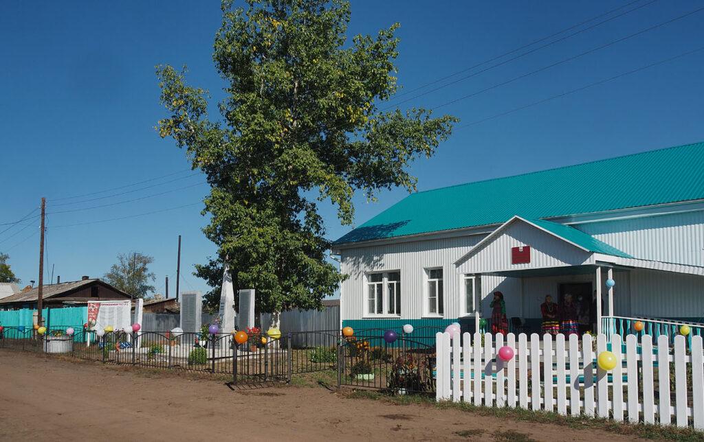 Открытие нового Дома культуры в Гашее Мухоршибирского района Бурятии